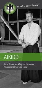 Aikido bei der HNT