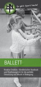 Ballett bei der HNT