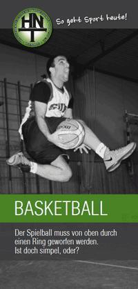 Basketball bei der HNT