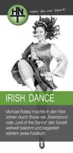 Irish Dance bei der HNT