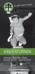 Kinderturnen bei der HNT