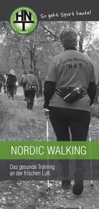 Nordic Walking bei der HNT