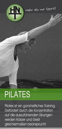 Pilates bei der HNT