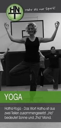 Yoga bei der HNT