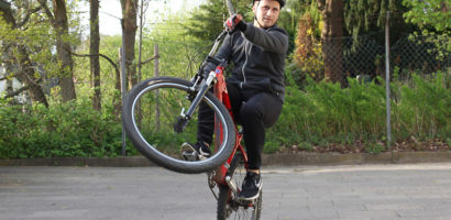 Mountainbike BMX Workshop