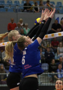 Volleyball Team Hamburg