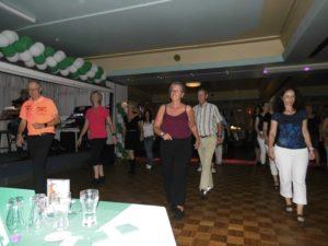 HNT-Tanzabteilung 35. Jubiläum