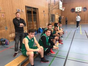 HNT Baskettball Herren
