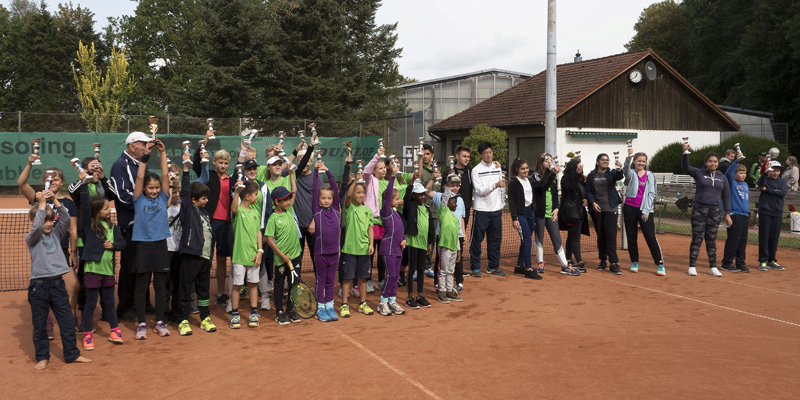 Tennis Jugendmeisterschaft 2019