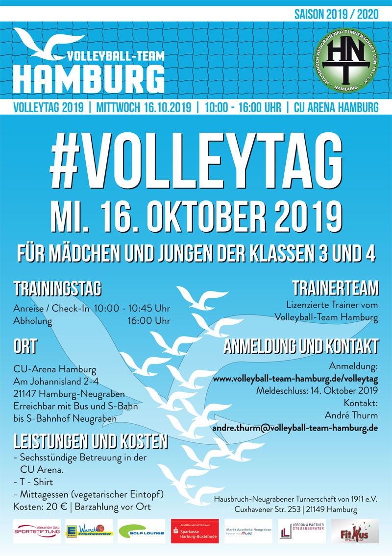 Volleyballtag 2019