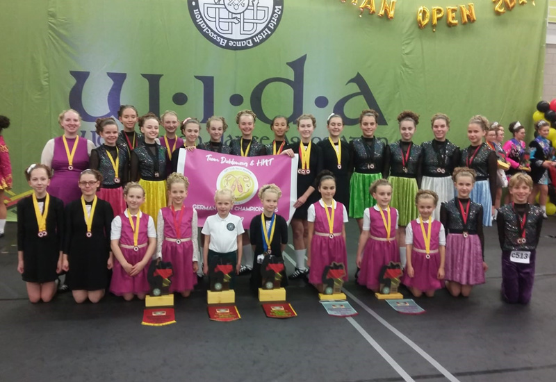 Deutscher Meister Irish Dance 2019