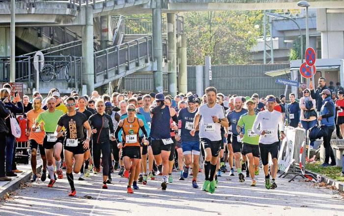 Ergebnisse Halbmarathon 10/2019