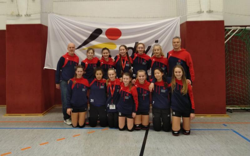 Deutsche Schulmeisterschaft Volleyball 2019