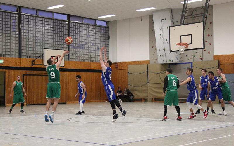 HNT Basketball Herren gegen TSV Uetersen