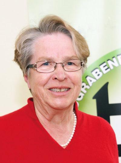 Ines Sulzbacher HNT Präsidium