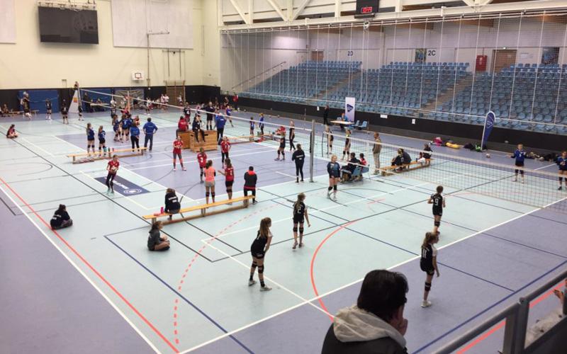 U14-Spieltag in der CU Arena