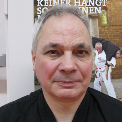 Ju-Jutsu Trainer Hans Kautz