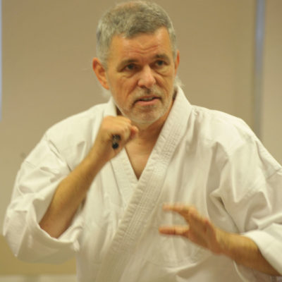 Ju-Jutsu Trainer Michael Richter