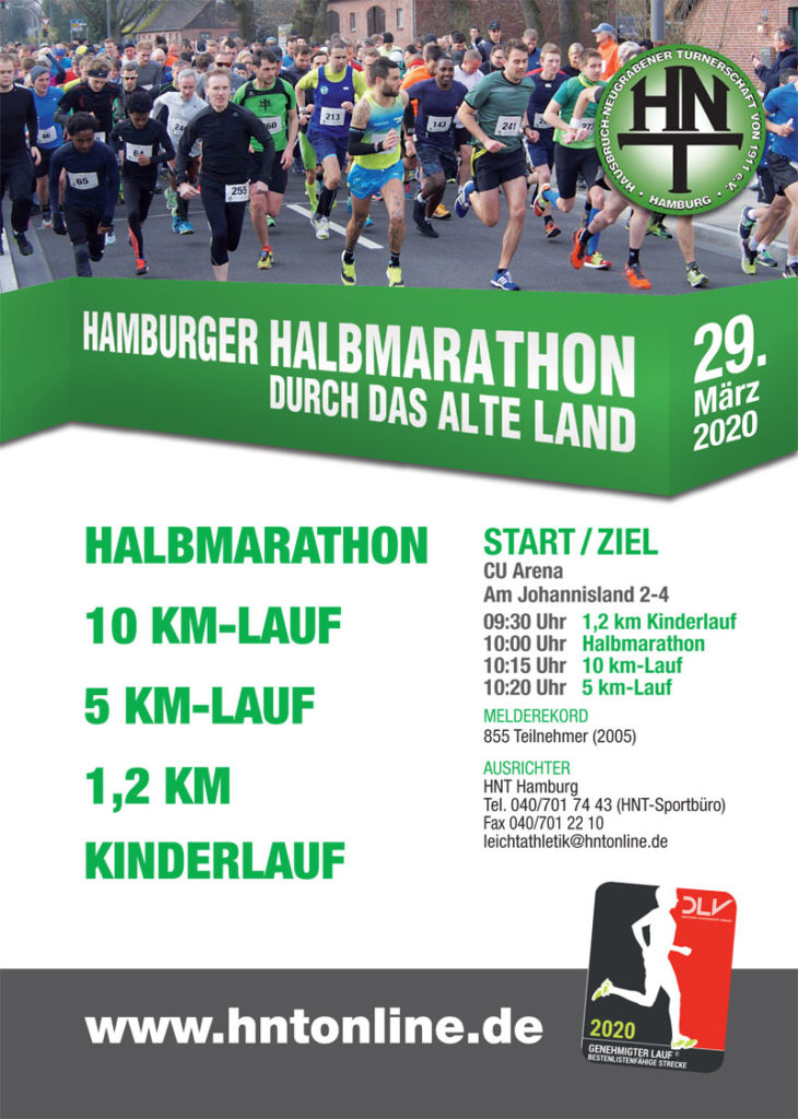 Hamburger Halbmarathon 2020