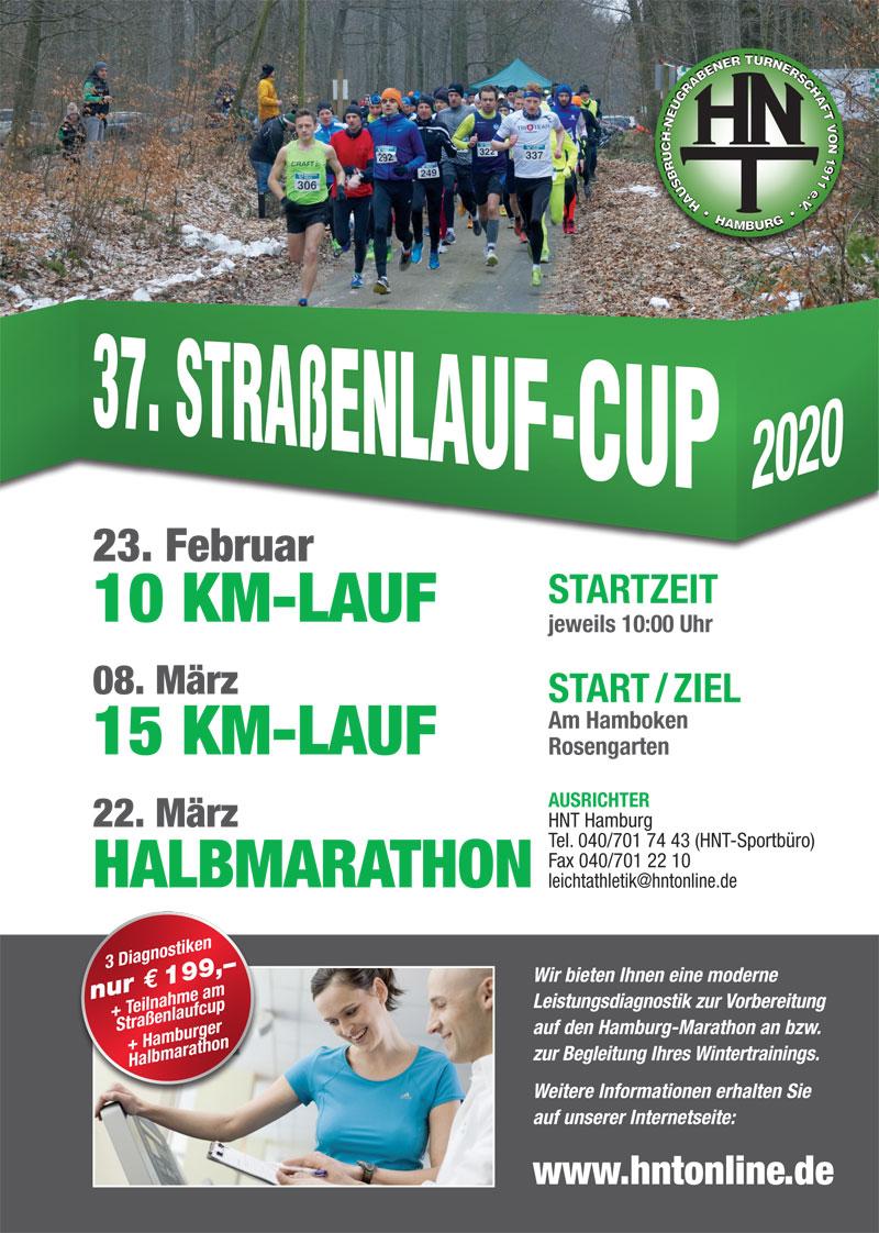 37. Straßenlauf-Cup 2020