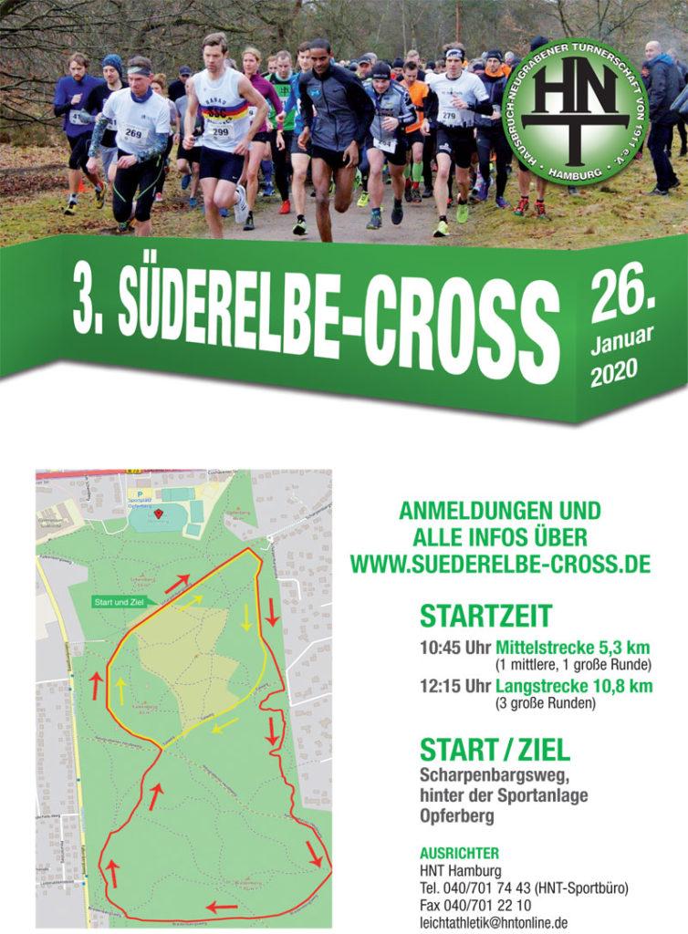3. Süderelbe-Crosslauf 2020