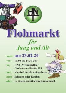 Flohmarkt für Jung und Alt