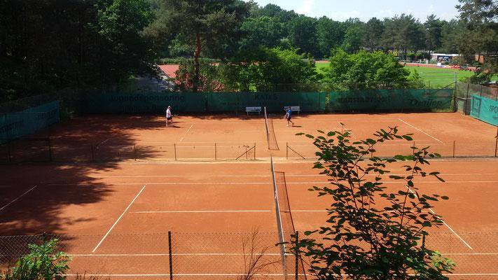 HNT-Tennisanlage