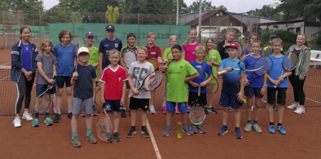 HNT-Feriencamp 2021 tennis