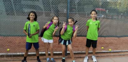 HNT Tennis U10